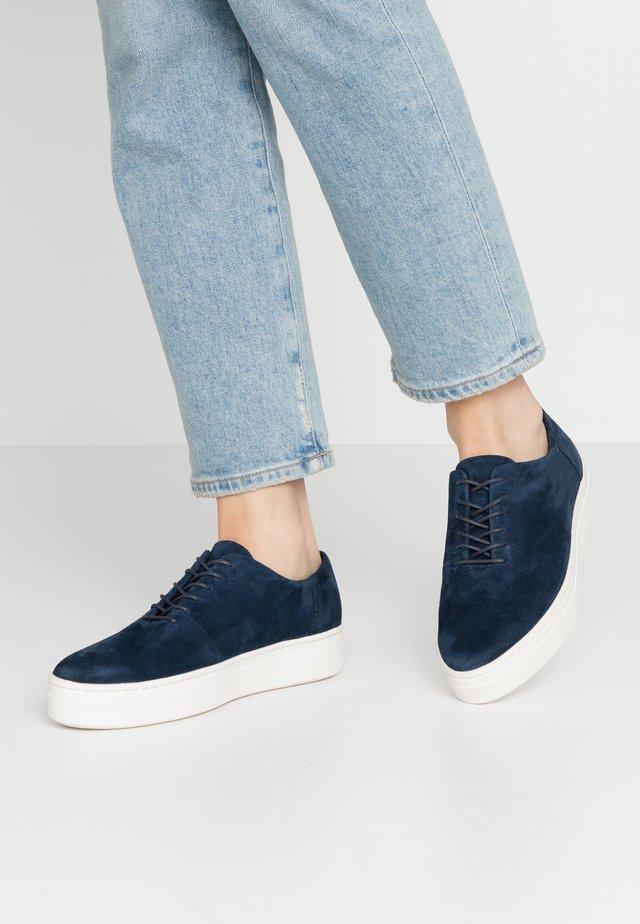CAMILLE - Sneakersy niskie - dark blue