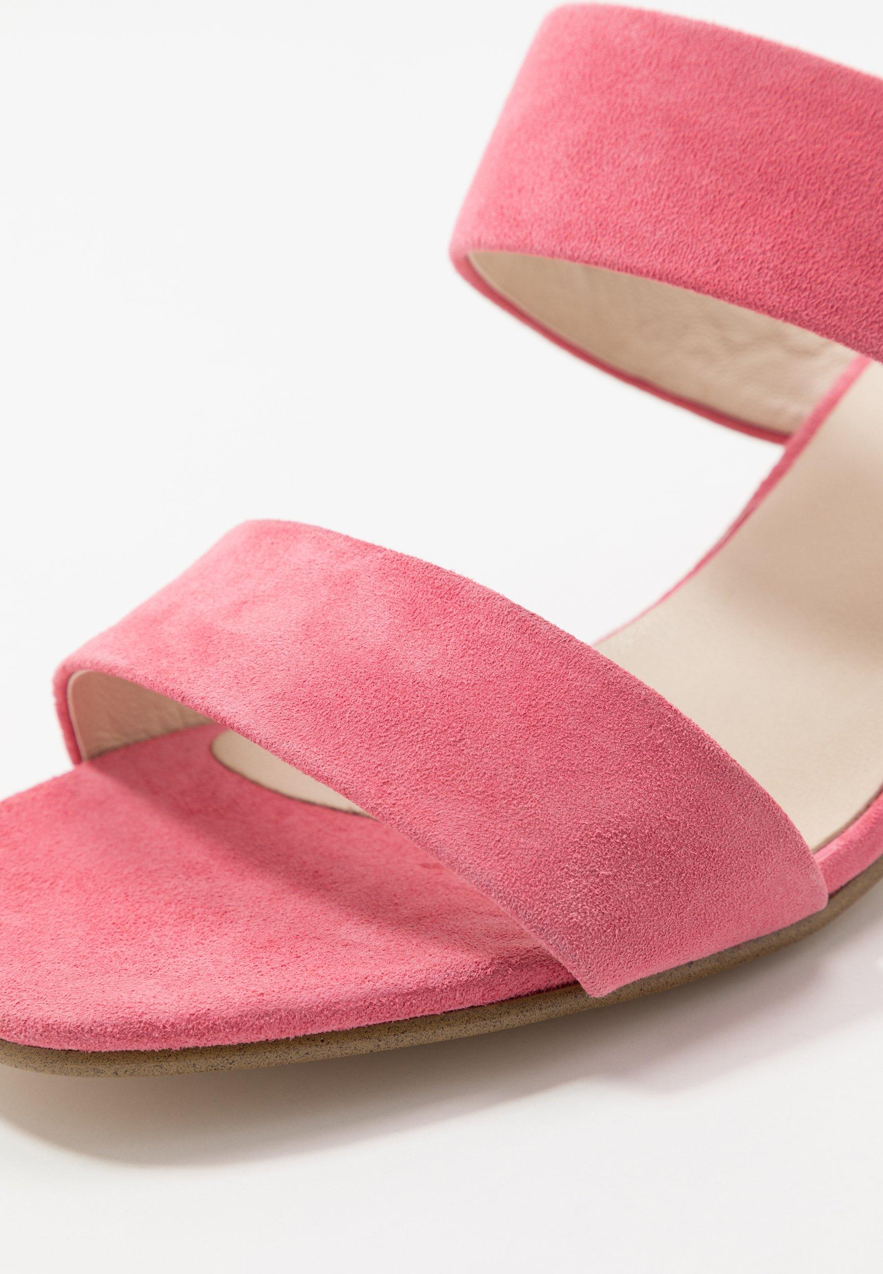 Vagabond ELENA - Slip-ins med klack - candy pink
