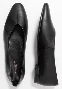 Vagabond - CELIA - Ballerinaskor - black - 3