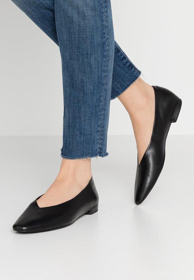 CELIA - Ballet pumps - black