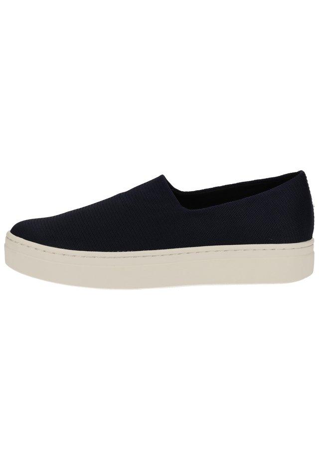 Slipper - dark blue 64