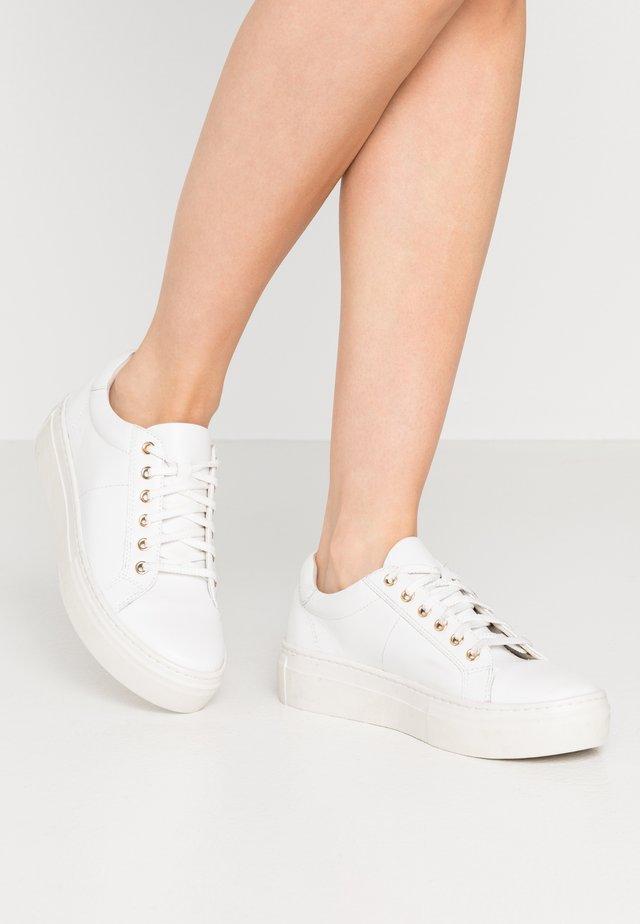 ZOE - Baskets basses - white