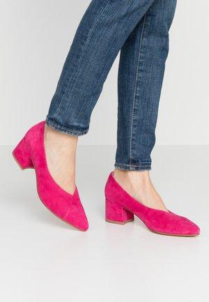 MYA - Classic heels - flamingo