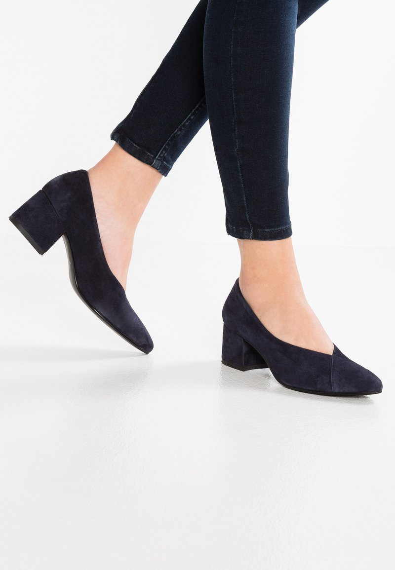 Vagabond - MYA - Classic heels - dark blue