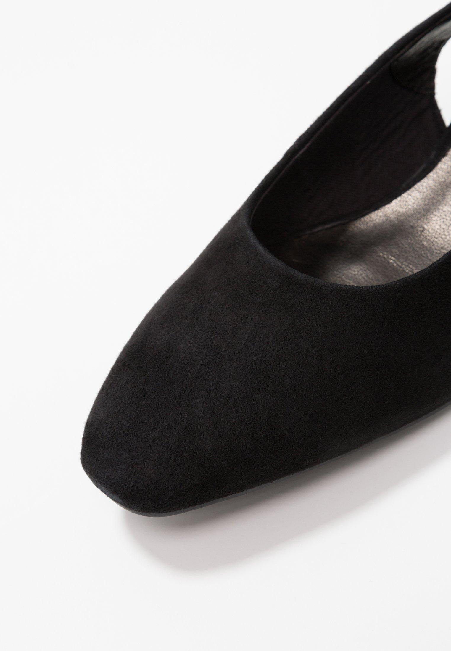 Vagabond Joyce - Ballerinaskor Med Slingback Black
