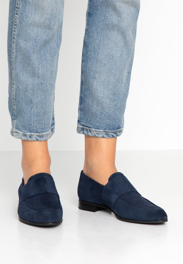 FRANCES - Slip-ins - dark blue