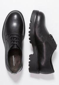 Vagabond - KENOVA - Zapatos de vestir - black - 3