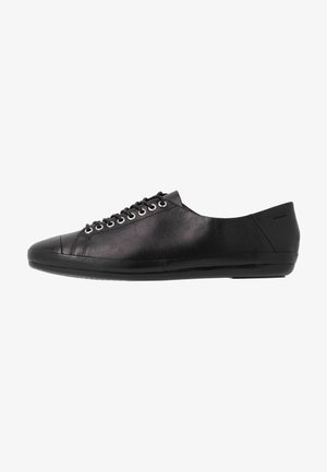 ROSE - Volnočasové šněrovací boty - black