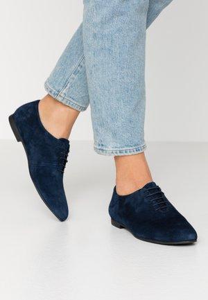 ELIZA - Oksfordki - dark blue