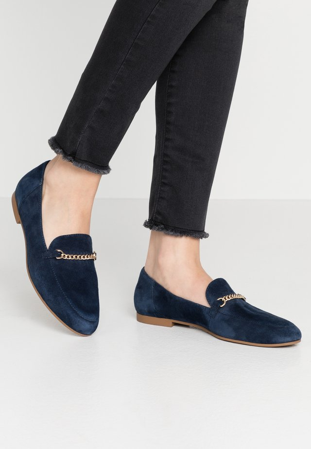 ELIZA - Slippers - dark blue
