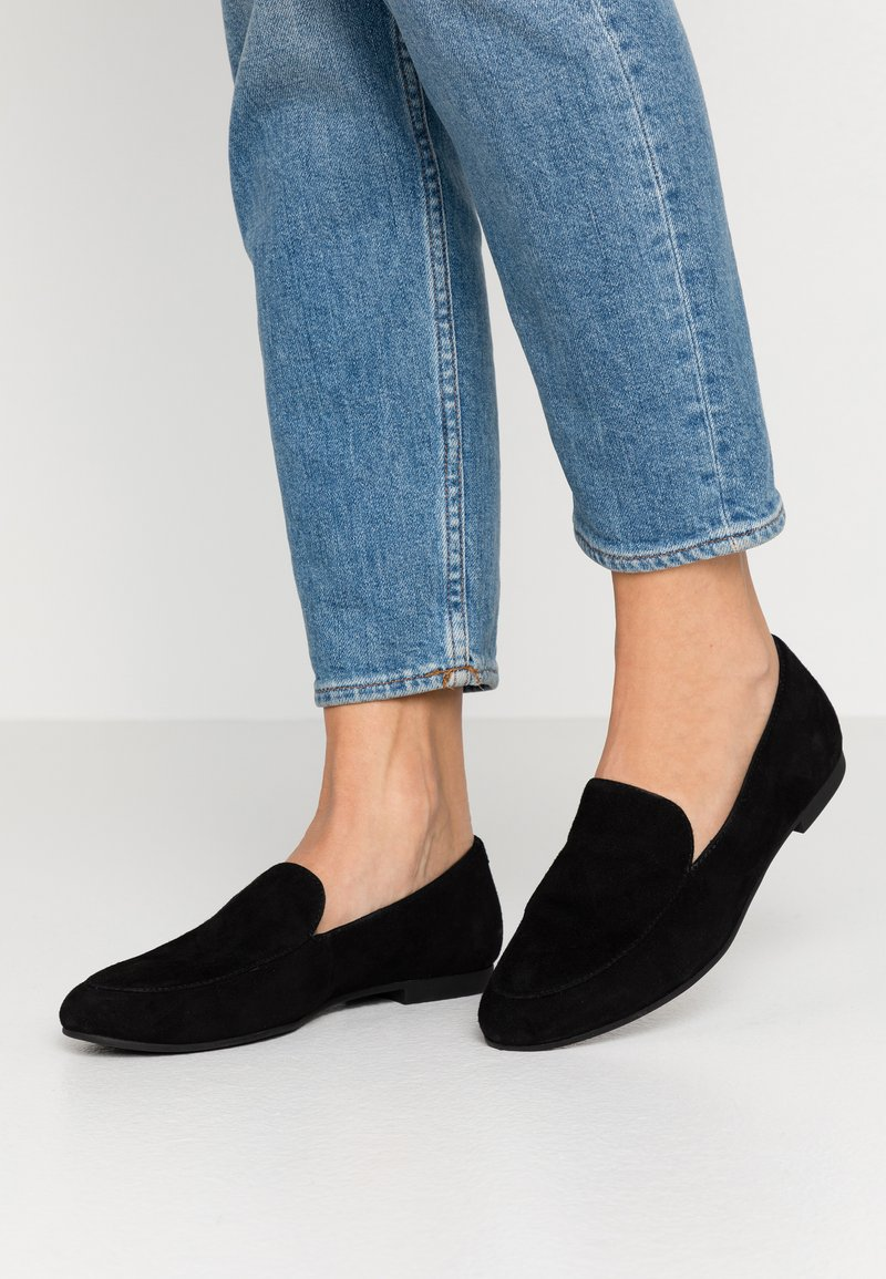 Vagabond - ELIZA - Slippers - black