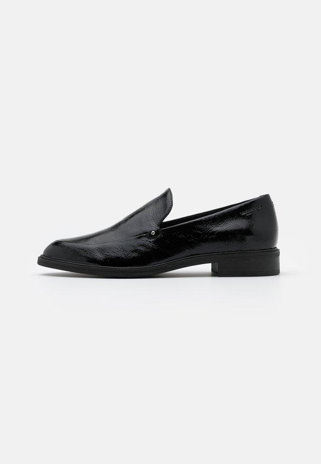 FRANCES - Slip-ons - black