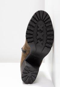 Vagabond - GRACE - Ankle Boot - dark olive - 6