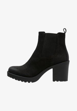 GRACE - Boots à talons - black