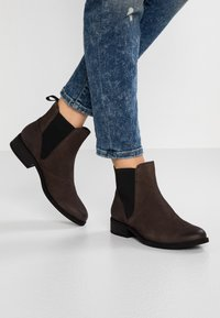 Vagabond - CARY - Ankle boots - brown - 0