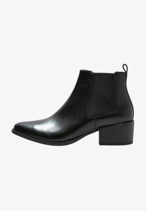 MARJA - Kotníková obuv - black