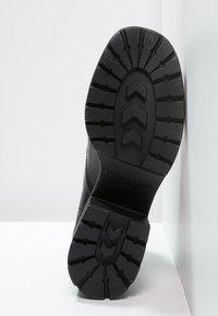 Vagabond - DIOON - Platåstøvletter - black - 4