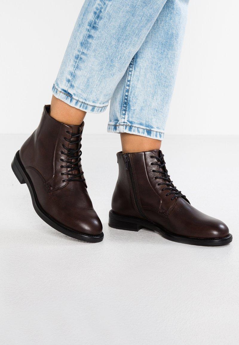 Vagabond - AMINA - Ankle Boot - espresso