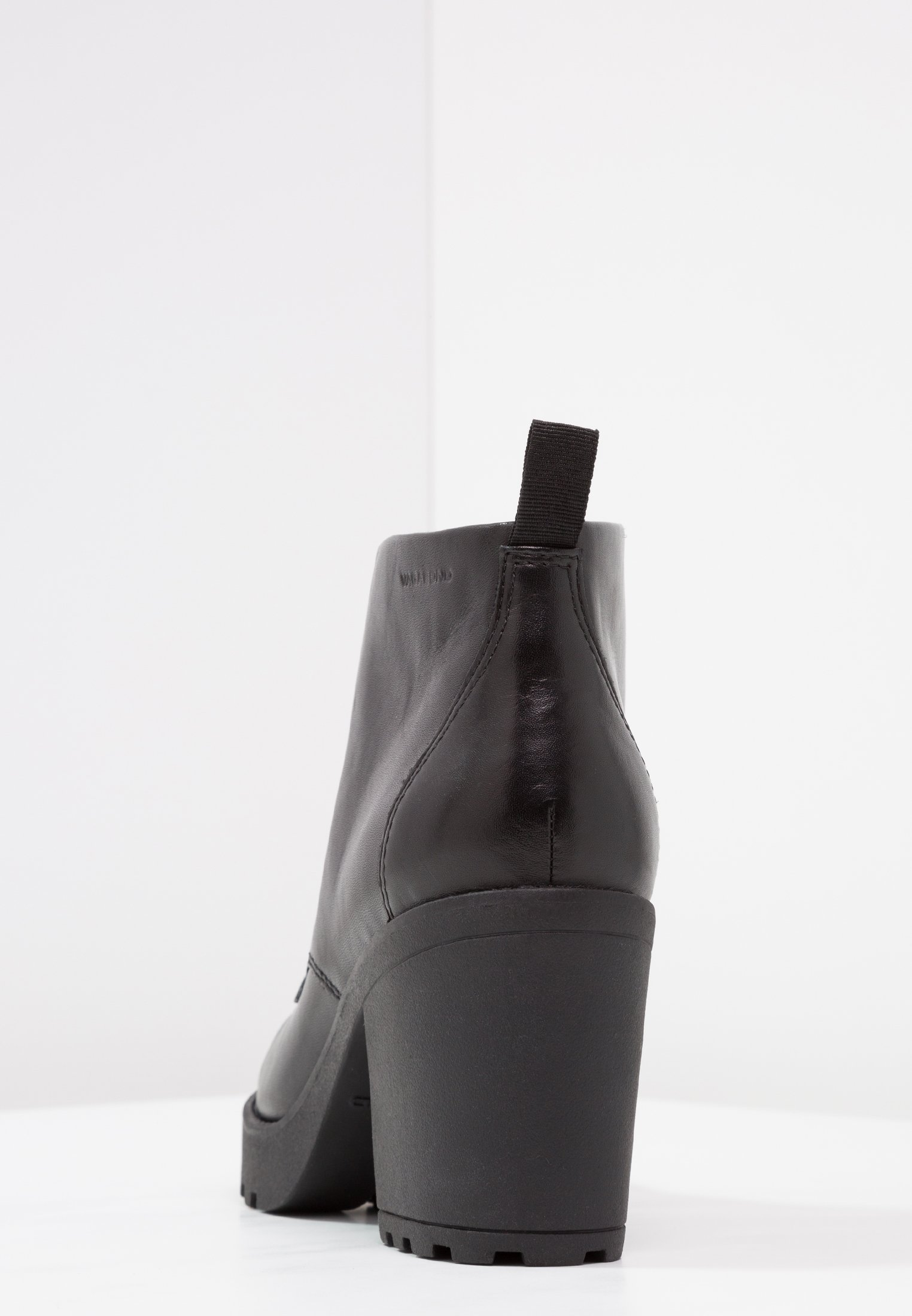 GRACE Boots à talons black