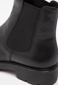 Vagabond - KENOVA - Kotníkové boty na platformě - black - 6