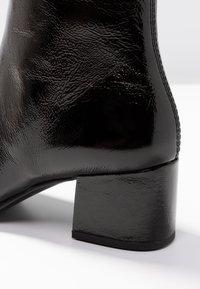 Vagabond - MYA - Korte laarzen - black - 2