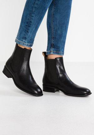 MIRA PREMIUM - Støvletter - black