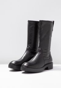 Vagabond - DIANE - Platåstøvler - black - 4