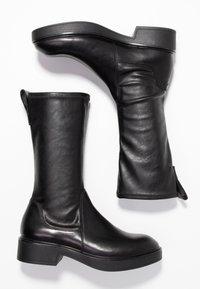 Vagabond - DIANE - Platåstøvler - black - 3