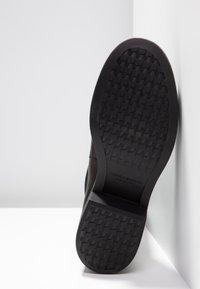 Vagabond - DIANE - Platåstøvler - black - 6