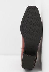 Vagabond - SIMONE - Cowboystøvler - henna - 6