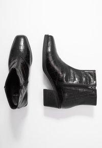 Vagabond - SIMONE - Ankle boots - black - 3