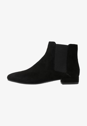 SUZAN - Botines bajos - black