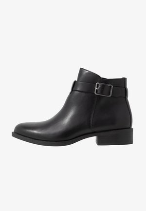 CARY - Korte laarzen - black