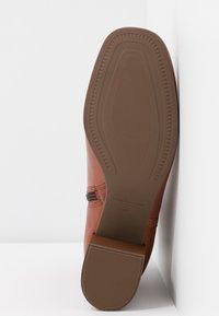 Vagabond - NICOLE - Støvletter - cinnamon - 6