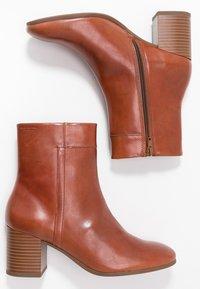 Vagabond - NICOLE - Støvletter - cinnamon - 3