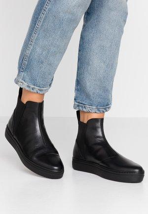 CAMILLE - Ankelstøvler - black