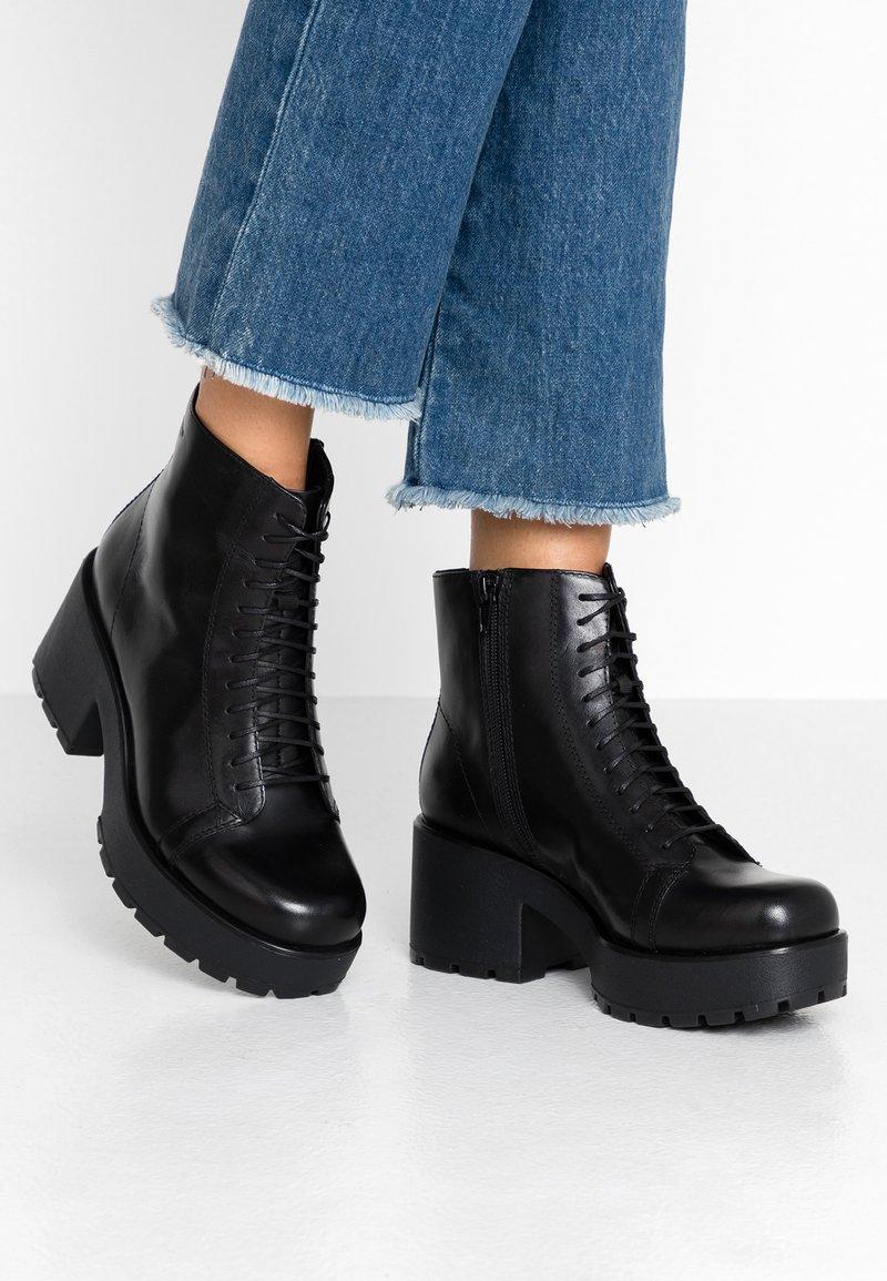 Vagabond - DIOON - Kotníková obuv - black