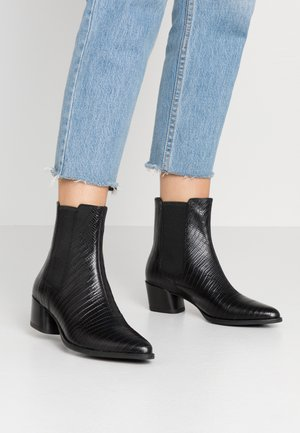 LARA - Classic ankle boots - black