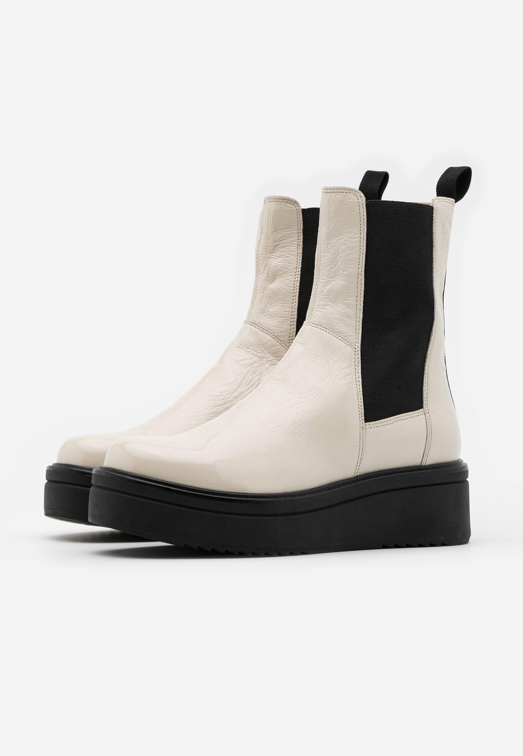 Vagabond TARA - Plateaustiefelette - plaster | Damen Schuhe 2020