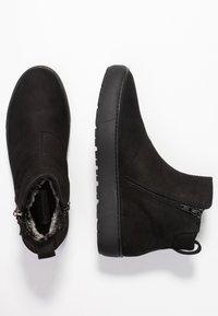 Vagabond - BREE - Winter boots - black - 3