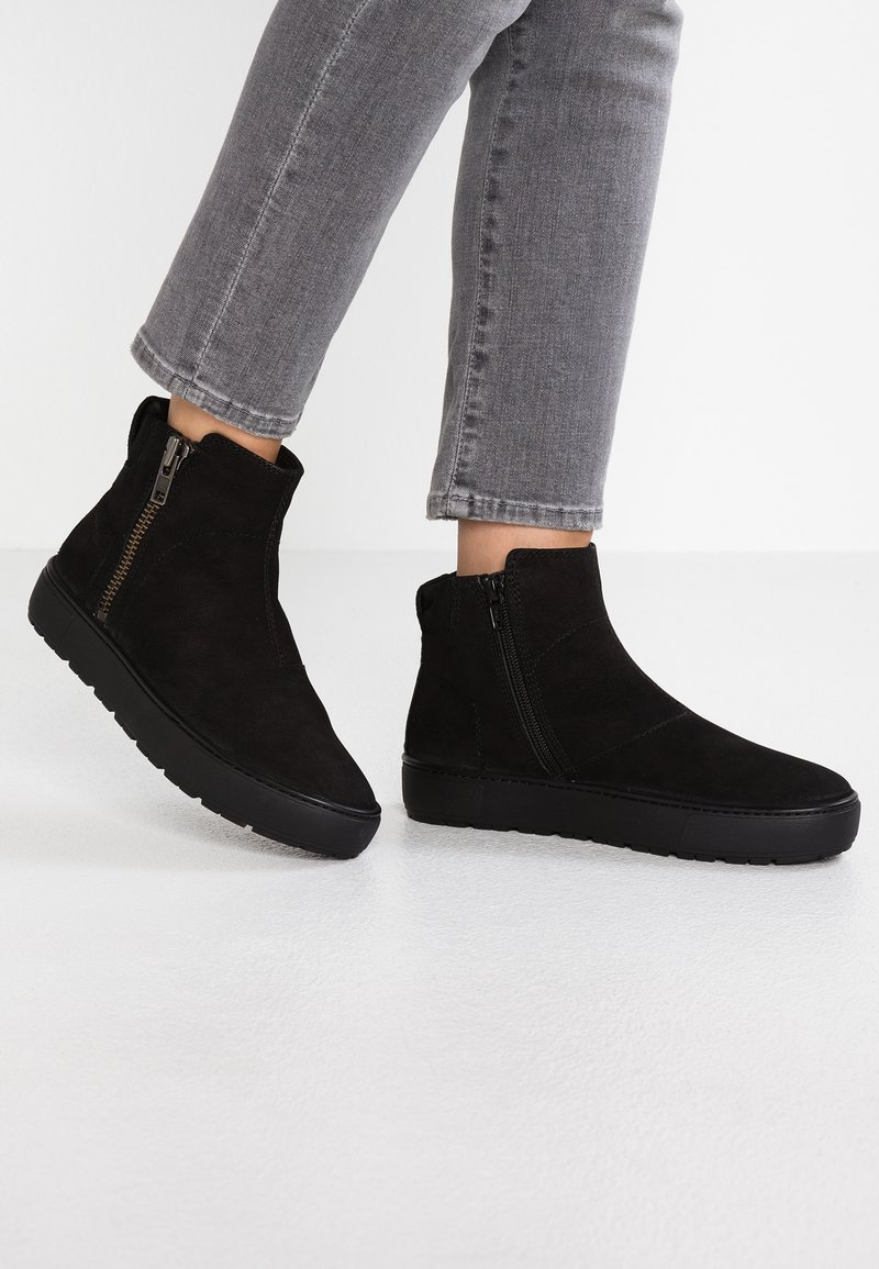 Vagabond - BREE - Vinterstøvler - black