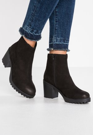 GRACE - Bottines - black