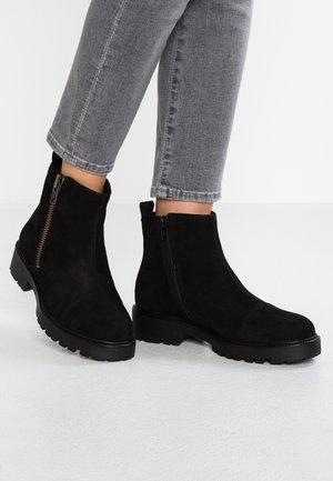 KENOVA - Vinterstøvler - black