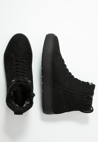 Vagabond - BREE - High-top trainers - black - 3