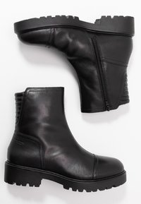 Vagabond - KENOVA - Korte laarzen - black - 3