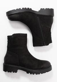 Vagabond - KENOVA - Kotníkové boty - black - 3