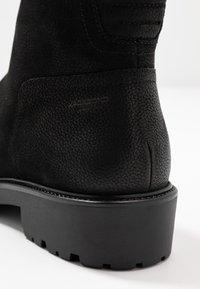 Vagabond - KENOVA - Kotníkové boty - black - 2