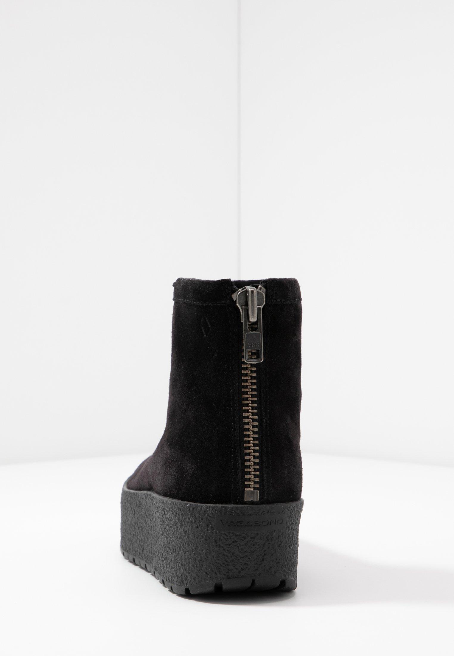Vagabond SIRI - Śniegowce - black