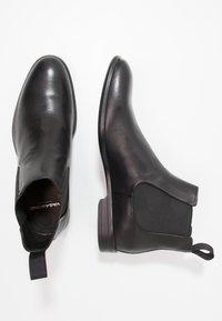 Vagabond - HARVEY - Classic ankle boots - black - 1
