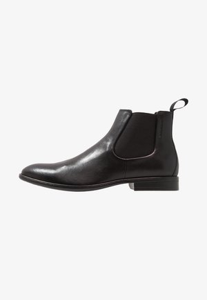 HARVEY - Stiefelette - black